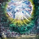 In The Garden Of Meditation by Jeff Schauss