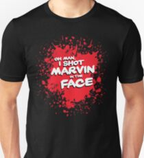 IN THE FACE !!! Unisex T-Shirt