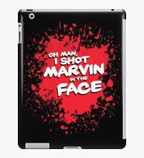IN THE FACE !!! iPad Case/Skin