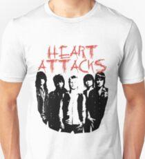 The Heart Attacks Unisex T-Shirt
