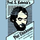Prof. Kubrick by synaptyx