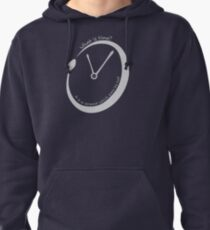 What is time? Pullover Hoodie