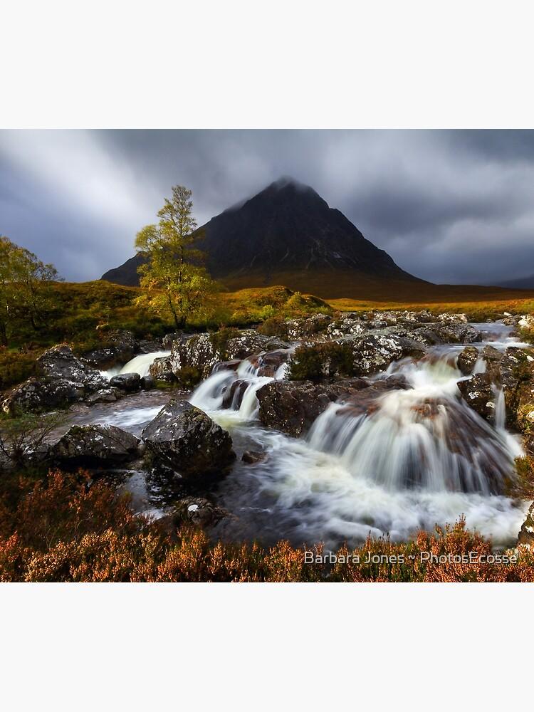 Buachaille Etive Mor. Glen Coe. West Highlands. Scotland. by PhotosEcosse