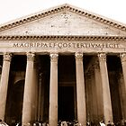 The Pantheon by inglesina