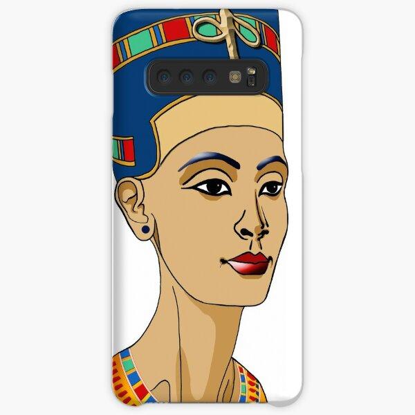 NOFRETETE I Königin von Ägypten  Samsung Galaxy Leichte Hülle