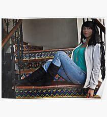 """"""" Spanish Steps """" Poster"""