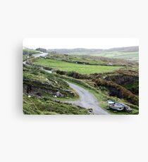 Dursey Island, County Cork, Ireland Canvas Print