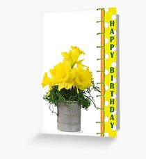Happy Bouquet Greeting Card