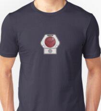 Lazer Tag Chest Sensor Unisex T-Shirt