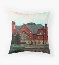A House of God Throw Pillow