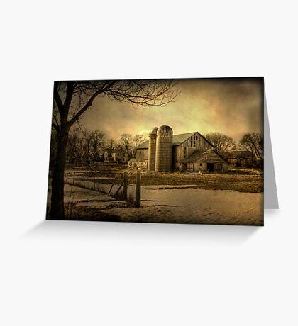 The Homestead II Greeting Card
