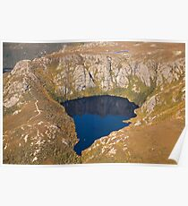 Crater Lake/The Fagus is Turning Poster