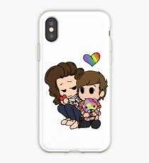 Happy Strong Day iPhone Case