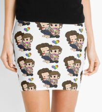 Happy Strong Day Mini Skirt