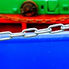 Chains - Glasson Dock by Victoria limerick