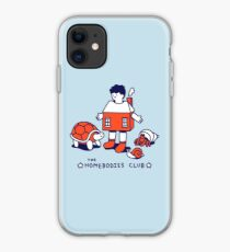 The Homebodies Club iPhone Case