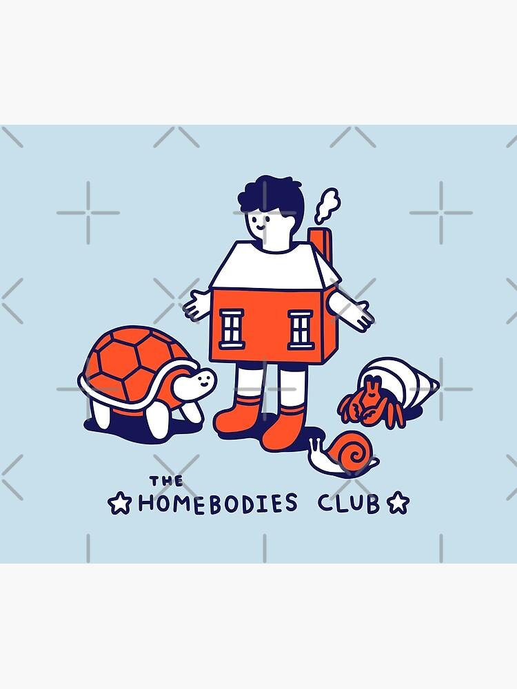 The Homebodies Club by obinsun