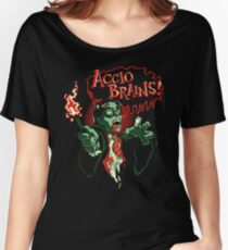 Accio Brains! Women's Relaxed Fit T-Shirt