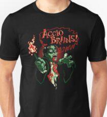 Accio Brains! Unisex T-Shirt
