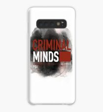 Criminal Minds graphic Case/Skin for Samsung Galaxy