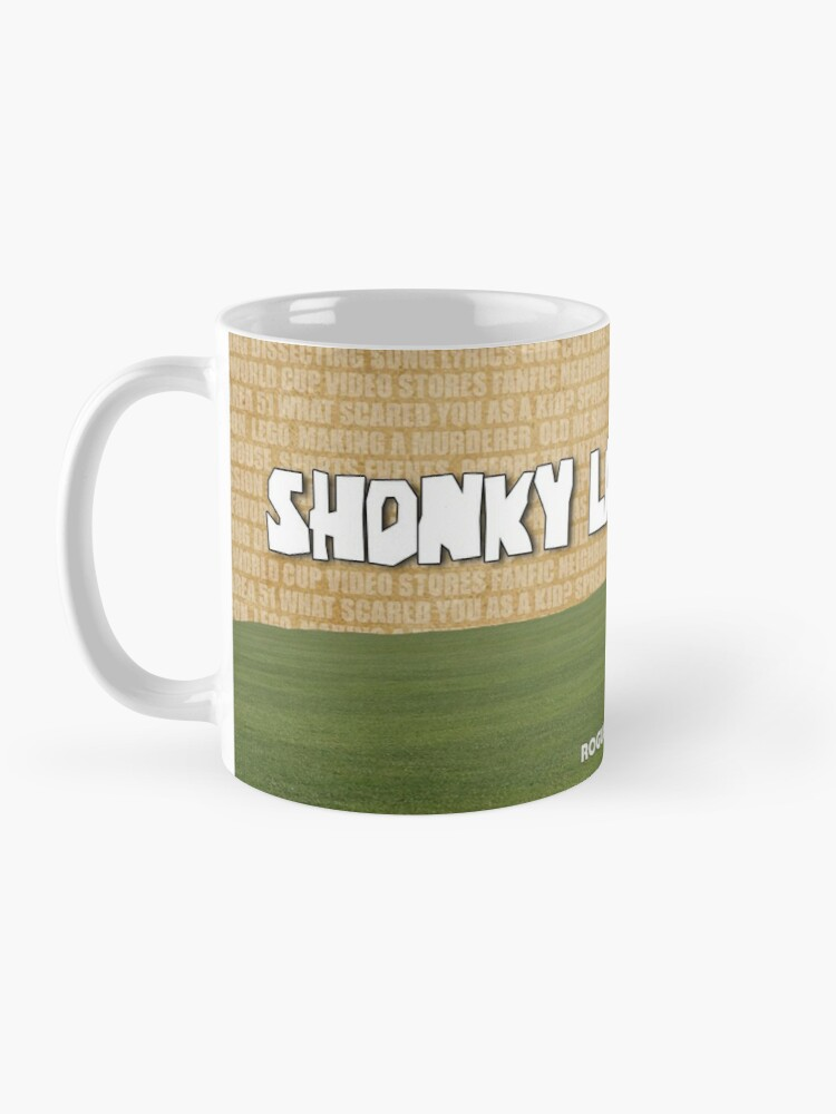 Alternate view of Shonky Lab Mug