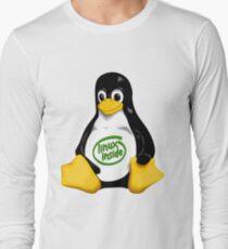 Linux Inside Long Sleeve T-Shirt