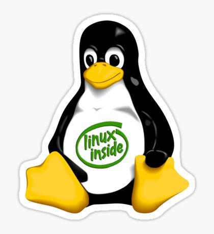 Linux Inside Sticker