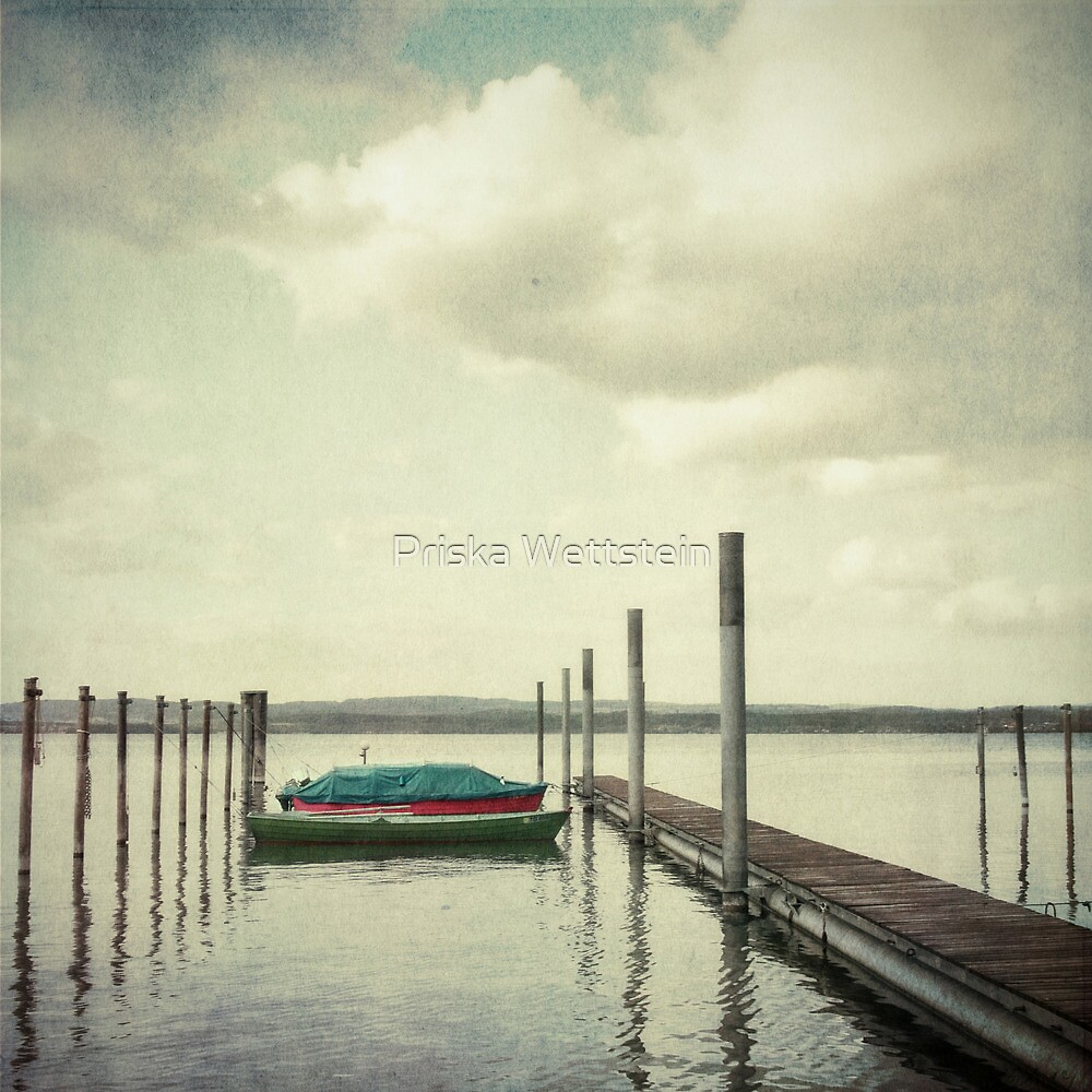 Dockside by Priska Wettstein