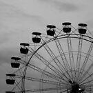 Ferris Wheel  by Of Land & Ocean - Samantha Goode