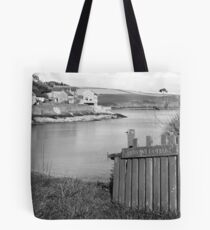 Summercove Cottage Tote Bag