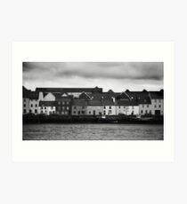 The Claddagh Art Print