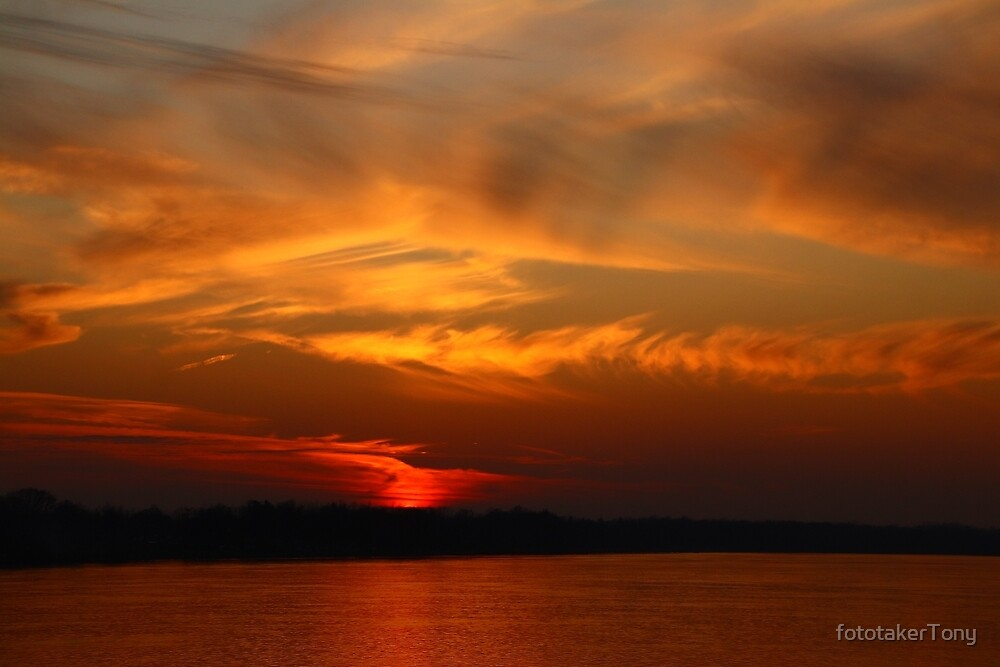 End of Day Western New York-Style by fototakerTony