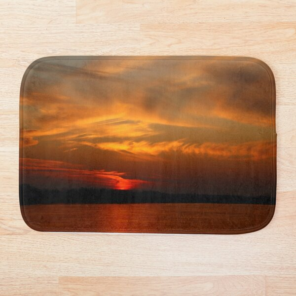 End of Day Western New York-Style Bath Mat