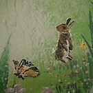 Bunny and the Butterfly by Wendy Crouch