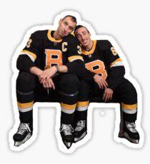Bruins Buddies Sticker
