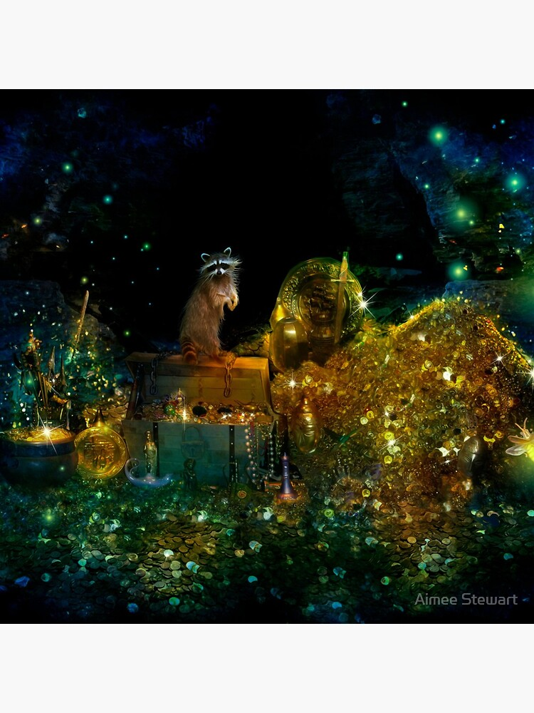 The Treasure Hunter by Foxfires