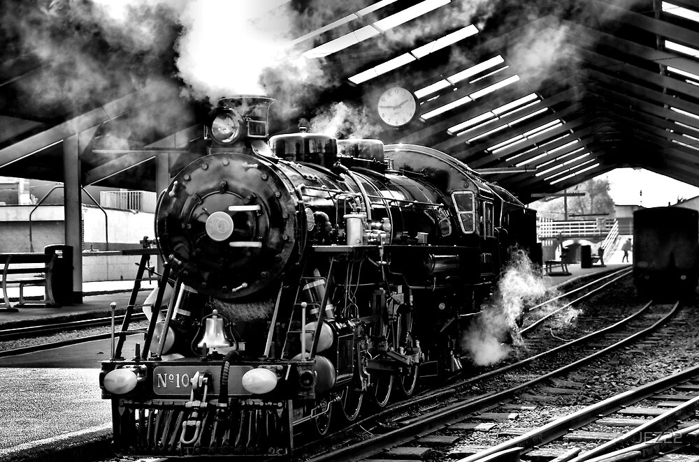 The Engine Shed by JEZ22