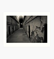 Eastern State Penitentiary - Philadelphia, PA Art Print
