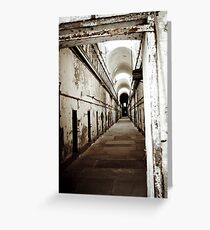Eastern State Penitentiary - Philadelphia, PA Greeting Card