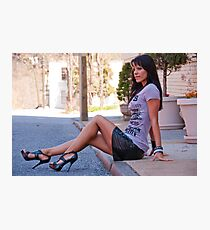 Guess Photographic Print