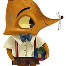 Fox Boy by Chopsticksroad