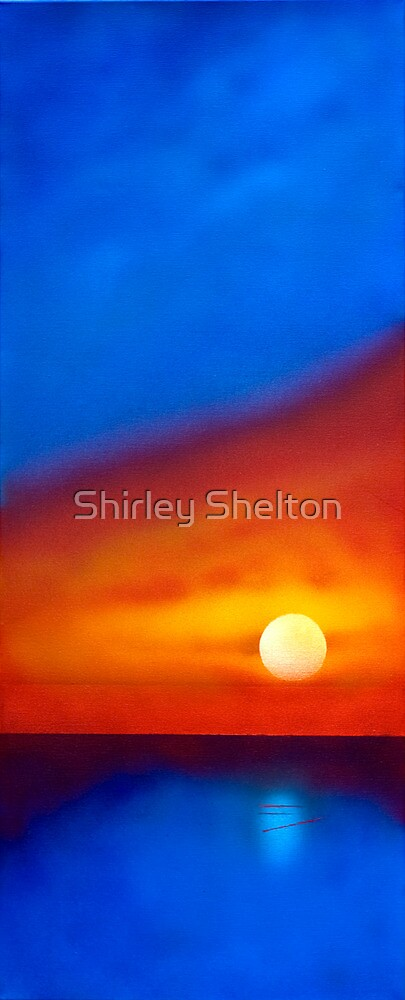 Tequila Sunset by Shirley Shelton