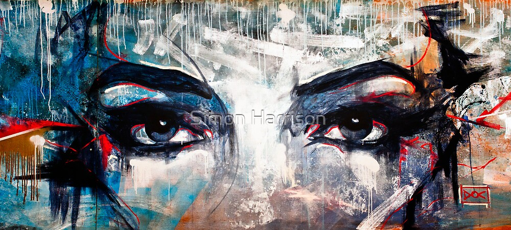 Mesmer-Eyes by Simon Harrison