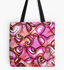 60's Love Tote Bag