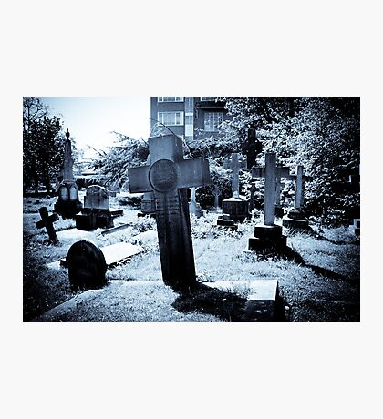Crosses Photographic Print