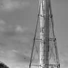Rusted Lighthouse by dhmielowski
