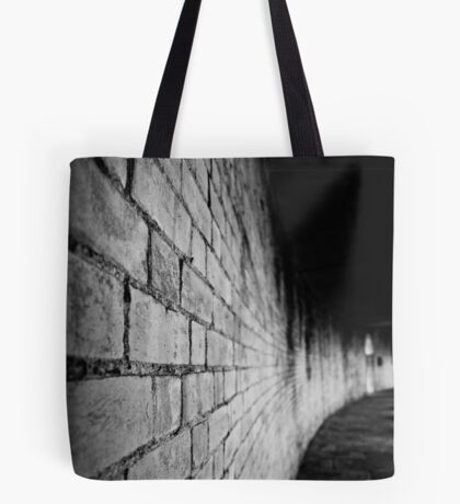 Fiction reveals truths that reality obscures Tote Bag