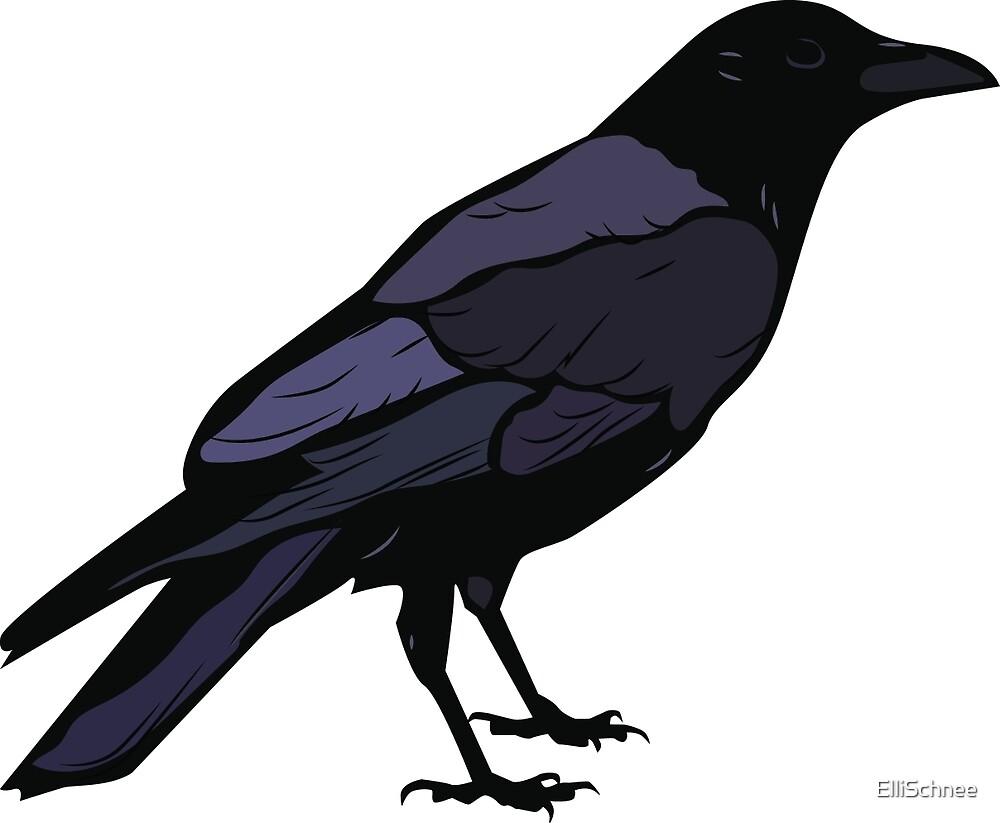 Raven by ElliSchnee