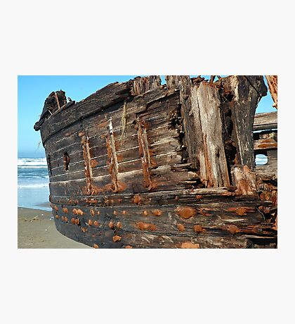 Shipwreck 1 Photographic Print