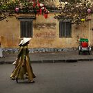 Morning, Hoi An, Vietnam by Rob Dougall